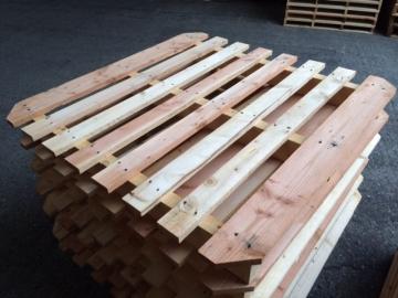 中古木製 1150x1150x120 二方差し