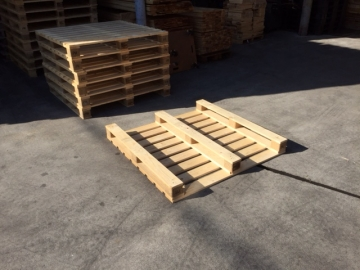 木製中古 1150x1150x120 四方差し