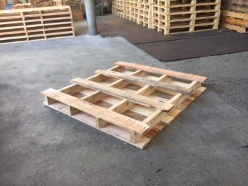 木製中古1000x1000x111 二方差しベタ張