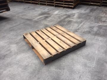 木製中古パレット 1100x1100x144