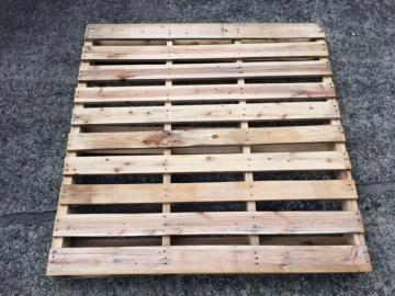 木製中古パレット1100x1100x125 アメリカン